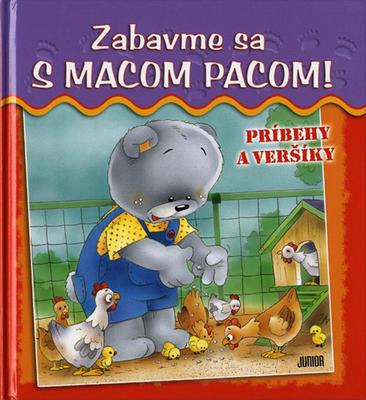 Obrázok Zabavme sa s macom Pacom!
