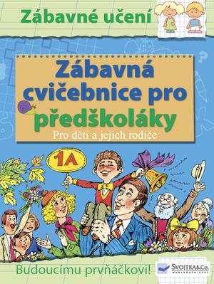 Obrázok Zábavná cvičebnice pro předškoláky