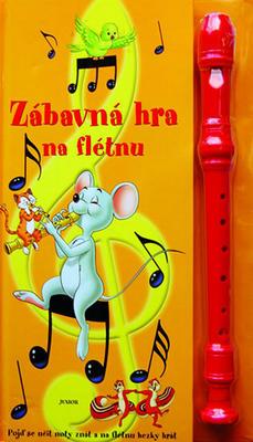 Obrázok Zábavná hra na flétnu