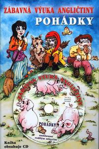 Obrázok Zábavná výuka angličtiny Pohádky + CD
