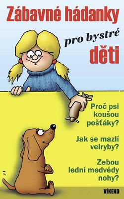 Obrázok Zábavné hádanky pro bystré děti