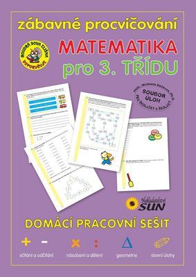 Obrázok Zábavné procvičování Matematika pro 3. třídu
