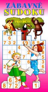 Obrázok Zábavné sudoku pro děti