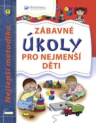 Obrázok Zábavné úkoly pro nejmenší děti