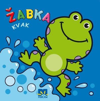 Obrázok Žabka Kvak