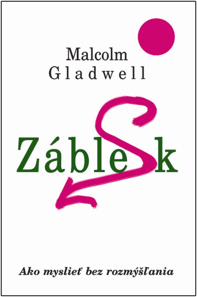 COLUMBUS Záblesk - Malcolm Gladwell