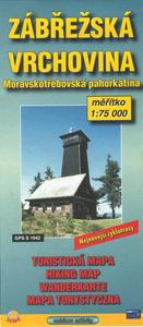 Obrázok Zábřežská vrchovina 1:75 000