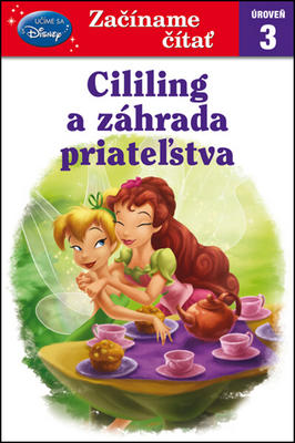 Obrázok Začíname čítať Cililing a záhrada priateľstva