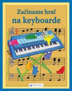 Obrázok Začíname hrať na keyboarde