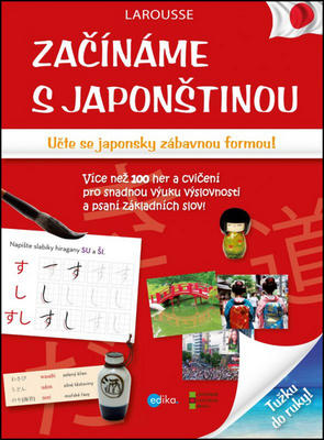 Obrázok Začínáme s japonštinou