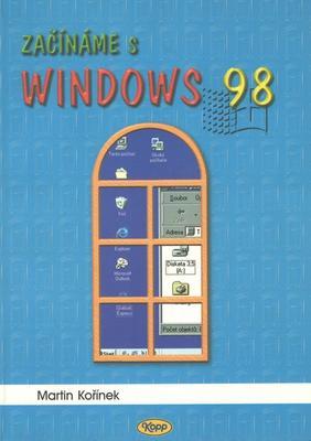 Obrázok Začínáme s Windows 98
