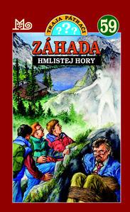 Obrázok Záhada Hmlistej hory (Traja pátrači 59)