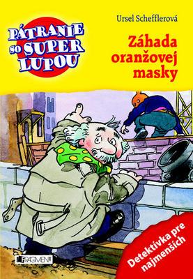 Obrázok Záhada oranžovej masky