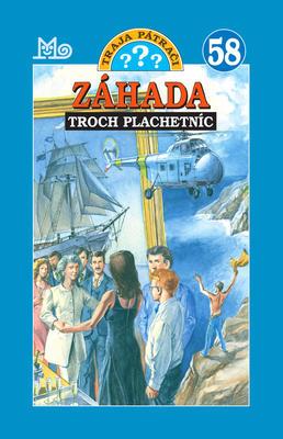 Záhada troch plachetníc (Traja pátrači 58)
