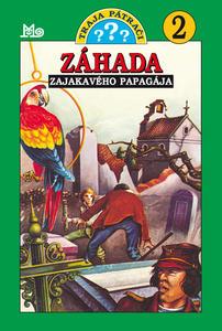 Obrázok Záhada zajakavého papagája (Traja pátrači 2)