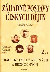 Obrázok Záhadné postavy českých dějin 2.díl