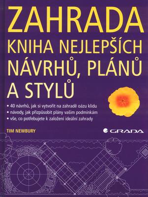 Obrázok Zahrada kniha nejlepších návrhů, plánů a stylů
