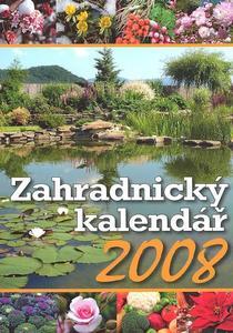 Obrázok Zahradnický kalendář 2008