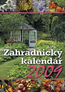 Obrázok Zahradnický kalendář 2009