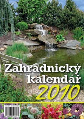 Zahradnický kalendář 2010