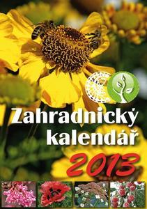 Obrázok Zahradnický kalendář 2013