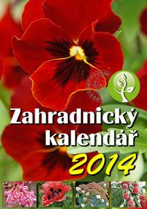 Obrázok Zahradnický kalendář 2014