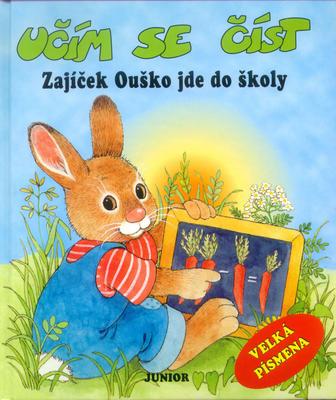 Obrázok Zajíček Ouško jde do školy