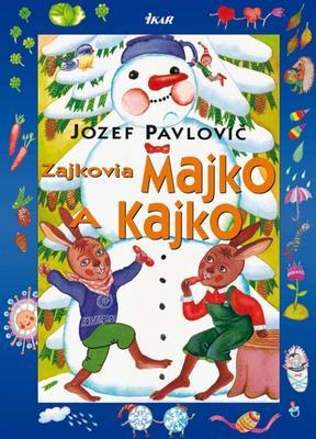 Obrázok Zajkovia Majko a Kajko