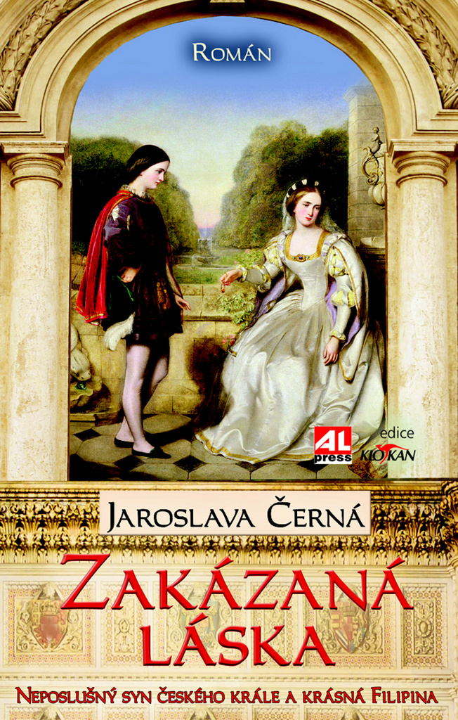 Zakázaná láska - Jaroslava Černá