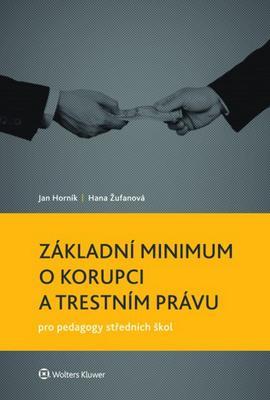 Obrázok Základní minimum o korupci a trestním právu pro pedagogy středních škol
