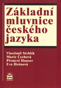 Obrázok Základní mluvnice českého jazyka