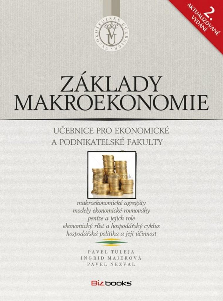 Základy makroekonomie - Ingrid Majerová, Pavel Nezval, Pavel Tuleja