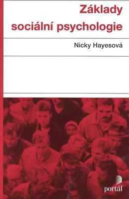 Obrázok  Základy sociální psychologie