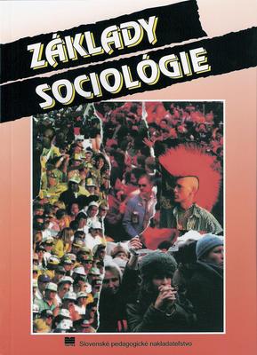 Obrázok Základy sociológie
