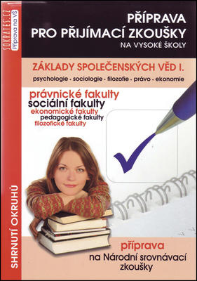 Základy společenských věd I.