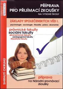 Obrázok Základy společenských věd I.