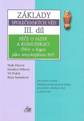 Obrázok Základy společenských věd III.díl