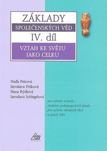 Obrázok Základy společenských věd IV.díl
