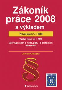 Obrázok Zákoník práce 2008