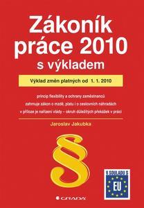 Obrázok Zákoník práce 2010 s výkladem