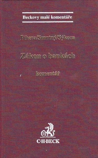 Zákon o bankách - Vlastimil Pihera