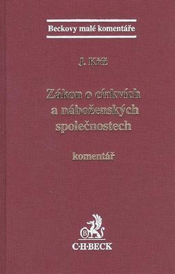 Obrázok Zákon o církvích a náboženských společnostech