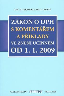 Obrázok Zákon o DPH 2009