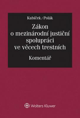 Obrázok Zákon o mezinárodní justiční spolupráci ve věcech trestních