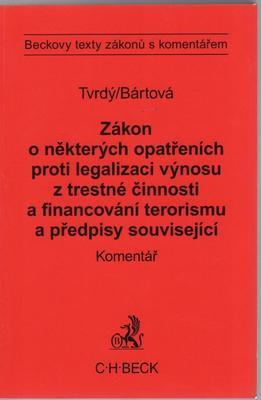 Zákon o některých opatřeních proti legalizaci výnosů z trestné činnosti