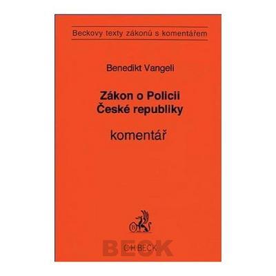 Zákon o Policii České republiky Komentář