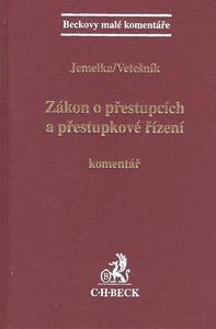 Obrázok Zákon o přestupcích a řízení s nimi související