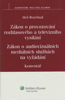 Zákon o provozování rozhlasového a televizního vysílání (Zákon o audiovizuálních mediálních služ.)