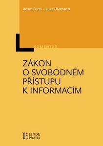 Obrázok Zákon o svobodném přístupu k informacím