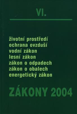 Obrázok Zákony 2004/VI